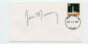 Autographed Envelope Jan Murray stand-up comedian, actor, and game show