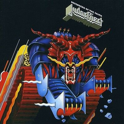 Defenders Of The Faith - Judas Priest (2010, CD NUOVO)
