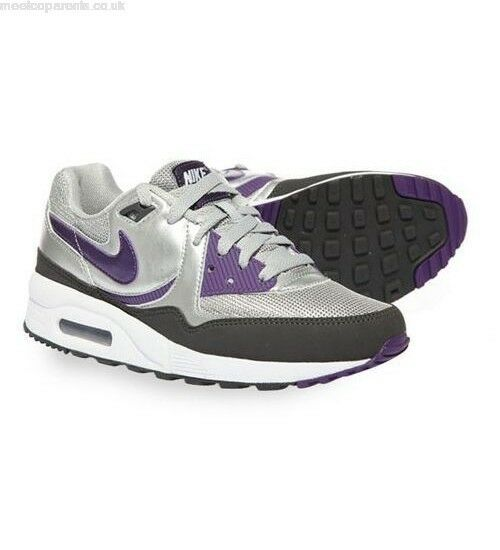 Damenschuhe Nike Air Neu Max Light Neu Air Sneaker Gr:39 US:8 NZ 90 95 97 Premium Silber f26ce6