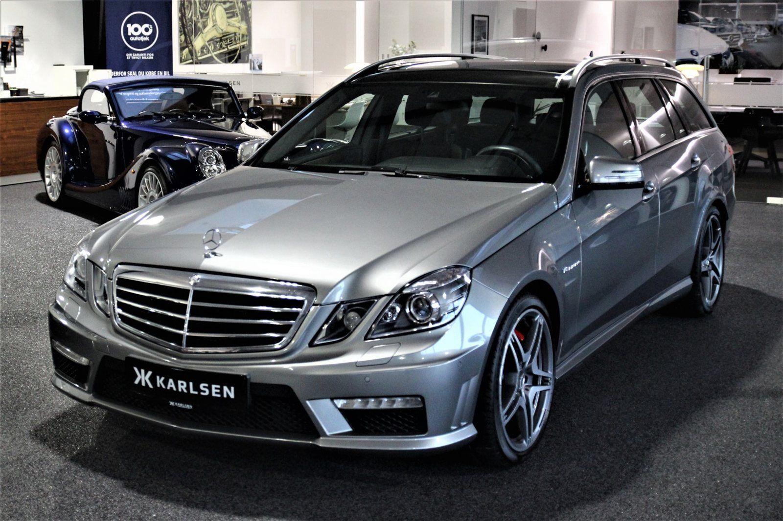 Mercedes E63 5,5 AMG stc. aut. 5d
