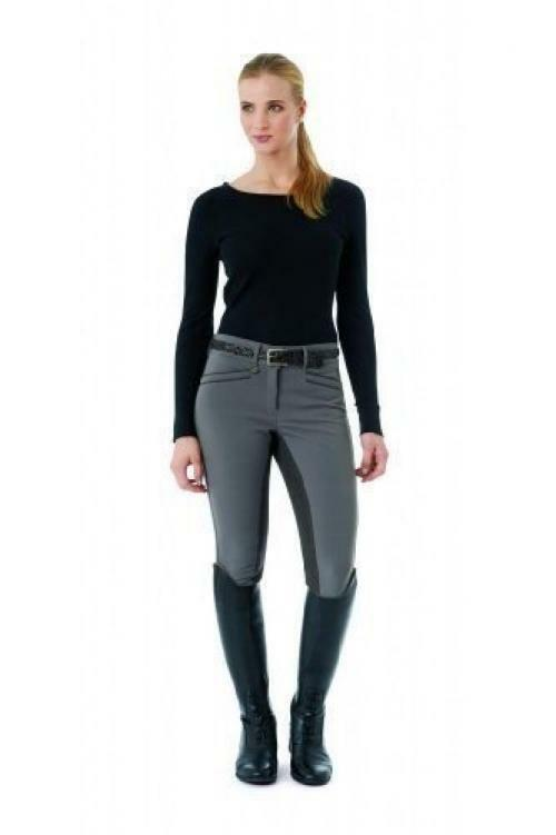 Ovation Wouomo Celebrity Slimming Knee Patch Dx Breeches Iron 30 R US