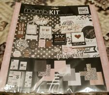 Family Time Me and My BIG Ideas SRK-701 Pocket Pages Scrapbook Page Kit 12 by 12-Inch