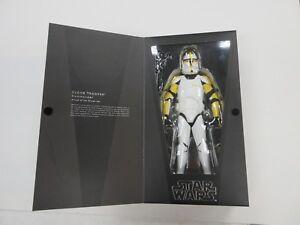 Star Wars Clone Wars Resin Custom 6 Inch Scale Clone Captain Rex Head Loose