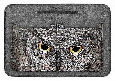 ARSO Tasche Organizer Handtaschen-Organizer Taschenorganizer Filz Motiv Eule-E