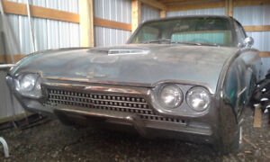 1963 Ford Thunderbird 2dr coupe