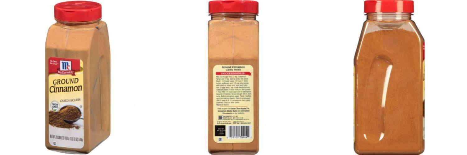 McCormick Ground Cinnamon 18 oz Sweet