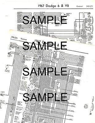 1969 Ford Thunderbird V8 69 Wiring Guide Diagram Chart Ebay