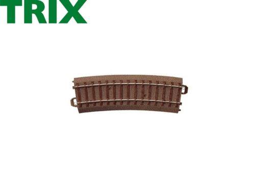 NEU Trix H0 62215 C-Gleis gebogen R2 = 437,5 mm 15°