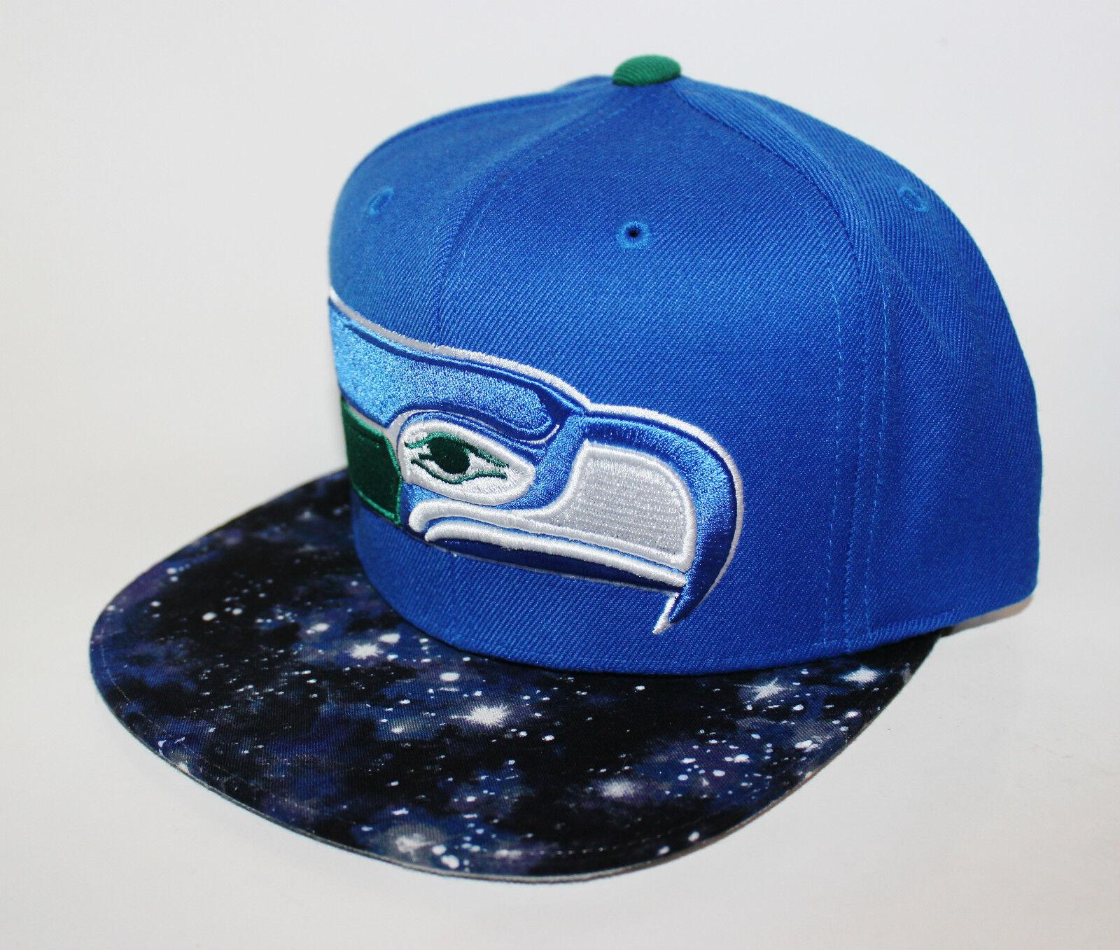 PICK1 Seattle Seahawks Native / Galaxy / Weed Bri… - image 3