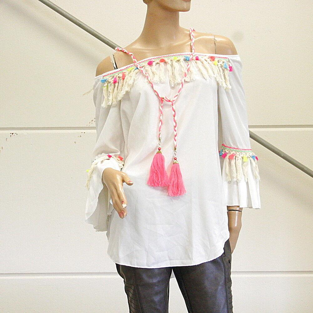 IBISUN Tunika Conleys Boho Style Gr. XS