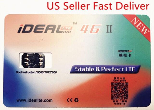Ideal Unlock Turbo Sim Card Gpp For Iphone 8 Plus 7 Plus 6s 6 Plus