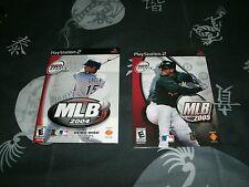 MLB 2005 (sony PlayStation 2 2004)