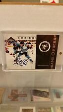 2011/12 Limited Game Pucks Signatures Sidney Crosby 9/10 Auto