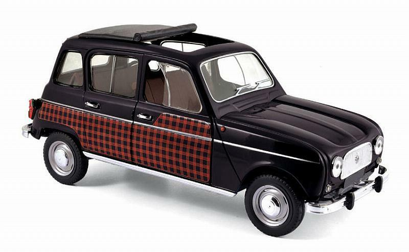 Renault 4 Parisienne 1964 1 18 NOREV 185242   le magasin