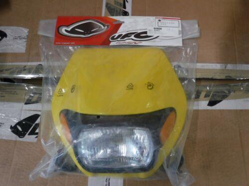 UFO Oregon  Headlight head light w-turn signal universal super moto  DRZ400 12v