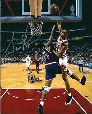 Scottie Pippen Autographed Signed 8x10 Photo ( Bulls HOF ) REPRINT