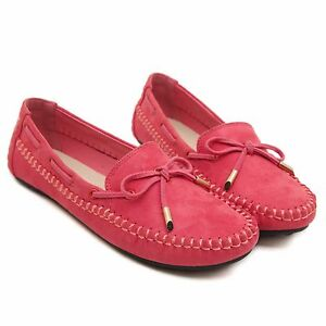 Womens-shoes-Flats-Casual-Loafers-Slip-On-Fashion-ballet-flats-driving-shoes