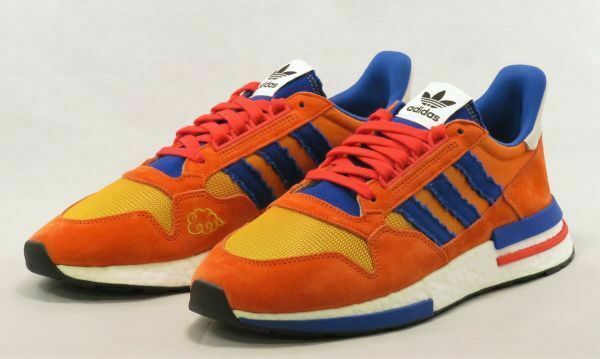 release date: c0ee6 94100 Dragon Ball Z Collaboration Adidas Dragonball Zx 500 Rm Son Goku 29.0 cm  Us11