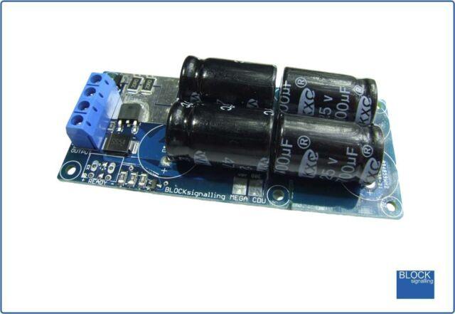 BLOCKsignalling CDU4F CDU Capacitor Discharge Unit Peco Points Motor