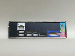 Details about Dell I/O Shield For Optiplex 390 Series Desktop Motherboards  - M5DCD