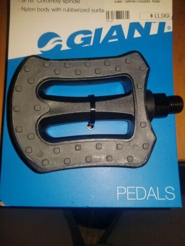 Giant Comfort cruiser pedals 9//16.
