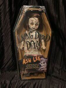 Living-Dead-Dolls-Ash-Lee-Series-34-Collapsed-Mine-Sealed-New-LDD-sullenToys