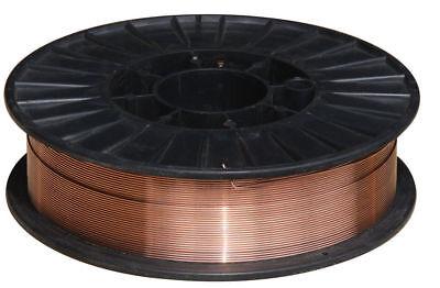 SG2 Stahl Schweißdraht Ø0,6 mm 5kg Schutzgas MIG MAG Draht Stahldraht Rolle Neu