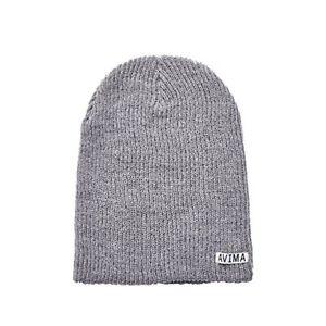8d9c044114e AVIMA Warmy One Mix Colors Beanie Hat For Men, Women   Kids - Grey ...