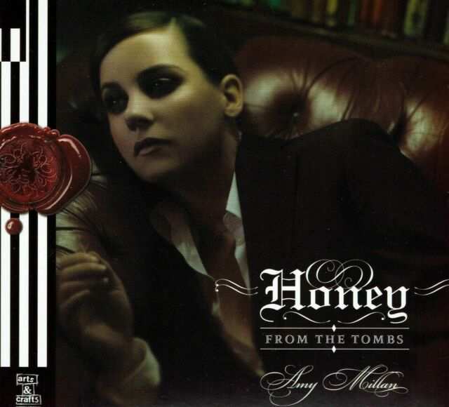 Amy Millan - Honey From The Tombs CD