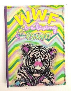 DIARIO-datato-WWF-scuola-GIRL-in-tessuto-TIGRE-for-a-living-planet-A-S-2020-202