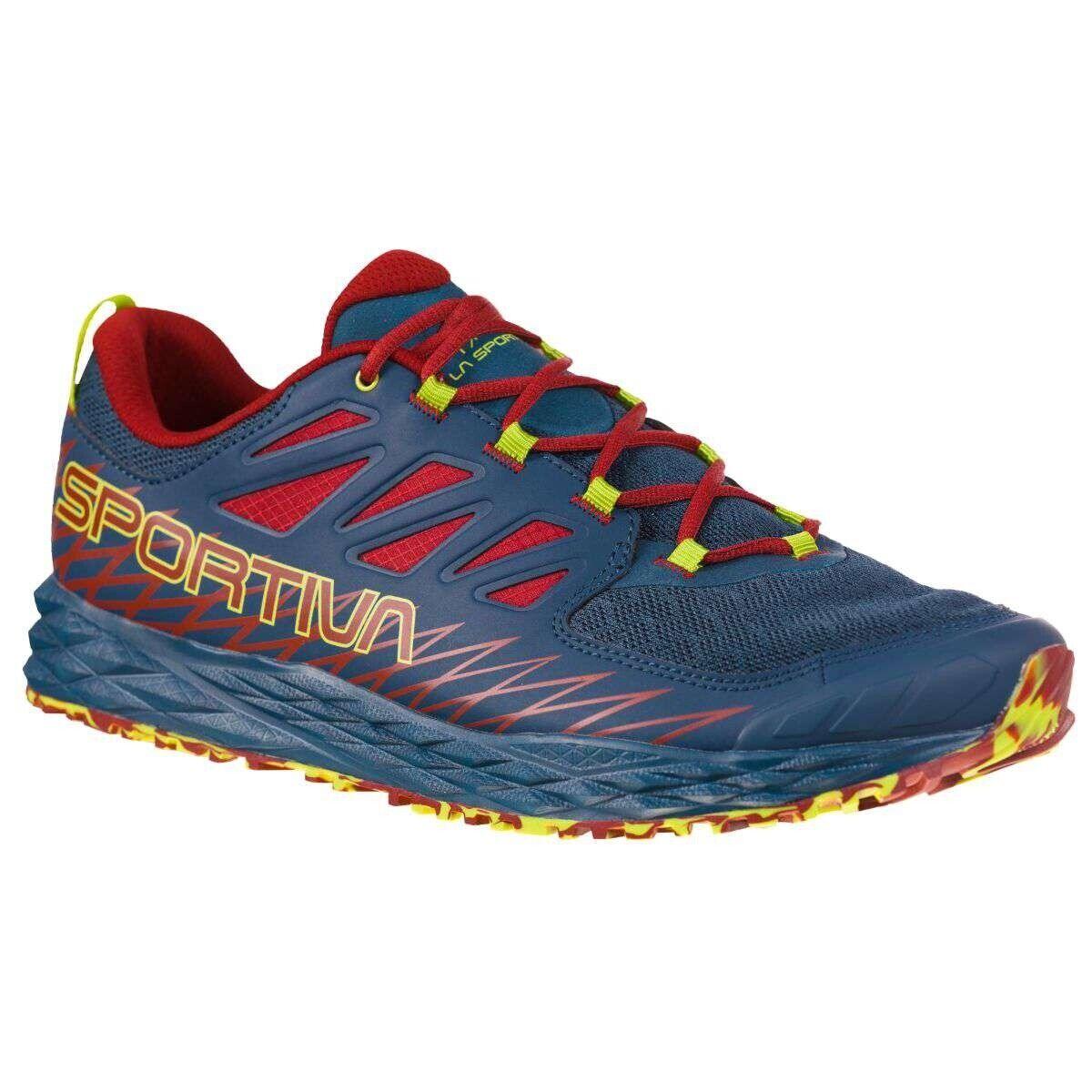 La Sportiva Lycan trail running zapatillas azul