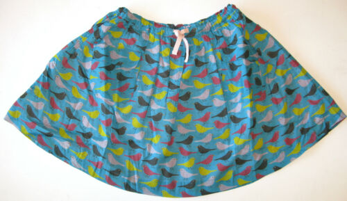 Mini BODEN skirt school girls fall//spring easter gypsy//long cord twirl 5 6 7 8 9