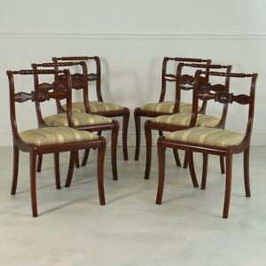 Mahogany Traditional Dining Chairs