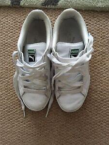 puma Zapatillas uk5 para de tamaño de blanco deporte niños ggpwtq4r