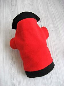 Gr-M-Druckknoepfe-am-Bauch-Hundebekleidung-Hundemantel-Hundejacke-Hundepullover