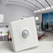 Automatic IR Infrared PIR Body Motion Sensor Switch Detector for LED Light Lamp