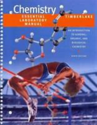 Essential Lab Manual for Chemistry : An Introduction to General, Organ-ExLibrary