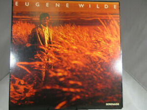 Eugene-Wilde-Serenade-LP-VG-90490-1-Vinyl-1985-Record-VG-NM