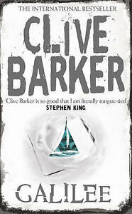Galilee, Barker, Clive, Very Good Book