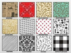 """CLASSIC Print Gift Tissue Paper Sheets 15"""" x 20"""" Choose Print & Pack Amount"""