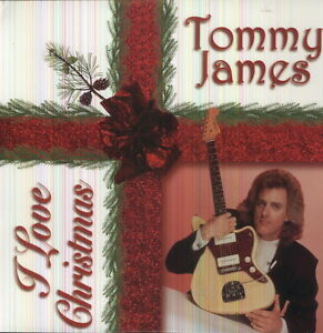 Tommy-James-I-Love-Christmas-New-Vinyl