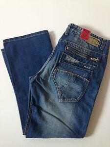 M-O-D-Herren-Jeans-Danny-NEU-archer-blue-div-Groessen-Laengen-SONDERPREIS