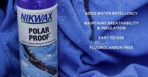 Nikwax Polar Proof Wash In Waterproofer for INSULATED SYNTHETIC SKI CLOTHING