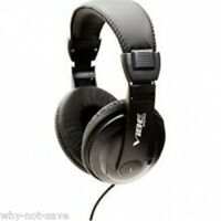 Vibe Sound DJ Style Stereo Headphones for All iPod touch 4 5 5th Gen  MP3 Player