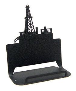 Oil-Rig-Derrick-Business-Card-Holder