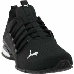 Puma-Axelion-Block-Running-Shoes-Casual-Running-Shoes-Black-Mens