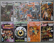 BRAVE AND THE BOLD #1-8 SET..DC 2007 1ST PRINT..VFN+..BATMAN/GREEN LANTERN