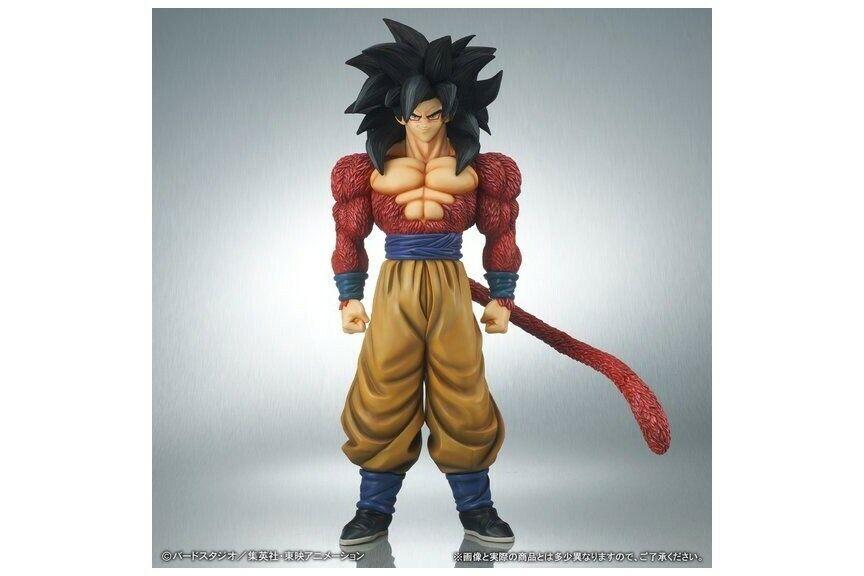 Gigantic Series Dragon Ball GT Son Goku súper Saiyan 4 Special Color Ver. X-Plus