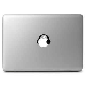 "Handsfree Vinyl Decal Sticker for Apple Macbook Air & Pro 11 13 15 17"" Laptop"