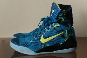 543d0d8b4fad Image is loading Nike-Kobe-9-IX-Elite-Perspective-Blue-630847-